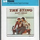 The Sting - Original Motion Picture Soundtrack 1973 CRC Sealed A7 8-TRACK TAPE