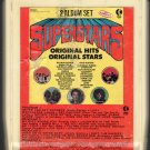 Superstars - Original Hits Original Stars 1975 KTEL CNDN A18D 8-TRACK TAPE