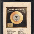 Deep Purple - The Best Of Deep Purple 1972 SCEPTER A18D 8-TRACK TAPE