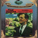 Red Sovine - Classic Narrations 1975 STARDAY Sealed A18D 8-TRACK TAPE
