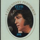 Elvis Presley - A Legendary Performer Vol 2 1973 RCA Sealed A18C 8-TRACK TAPE
