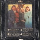 ABBA - Greatest Hits 1976 ATLANTIC A42 8-TRACK TAPE