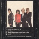 The Pretenders - The Pretenders 1980 Debut WB T5 8-TRACK TAPE