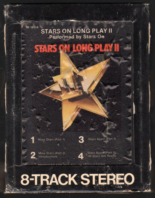 Stars On 45 - Stars On Long Play II 1981 ATLANTIC AC2 8-TRACK TAPE