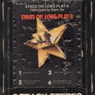 Stars On 45 - Stars On Long Play II 1981 ATLANTIC AC2 8-TRACK TAPE