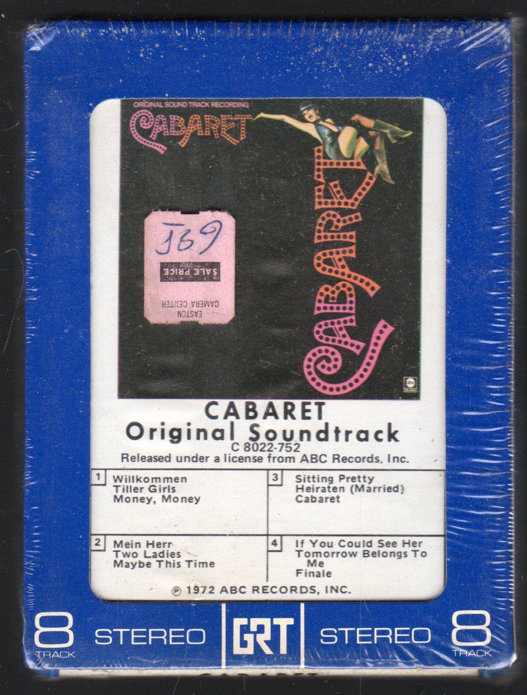 Cabaret - Original Soundtrack Recording Sealed A22 8-track tape