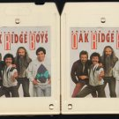 The Oak Ridge Boys - American Harmony Tapes I and II 1986 HEARTLAND A51 8-track tape