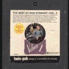 Rod Stewart - The Best Of Rod Stewart Volume 2 1977 MERCURY A51 8-TRACK TAPE