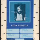 Leon Russell - Leon Russell 1979 GRT MCA Reissue of 1970 Debut A19C 8-TRACK TAPE