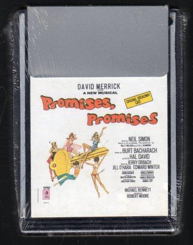 Promises, Promises - Original Broadway Cast 1968 UA Sealed A19A 4-TRACK TAPE