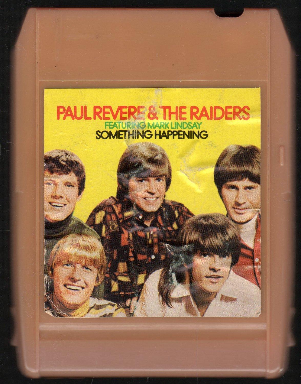 Paul Revere & The Raiders - Something Happening 1968 CBS AC2 8-TRACK TAPE