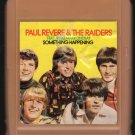 Paul Revere & The Raiders - Something Happening 1968 CBS AC2 8-TRACK TAPE