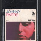 Johnny Rivers - Changes 1966 LIBERTY A18B 8-TRACK TAPE