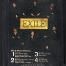 Exile - Mixed Emotion 1978 WB A18D 8-TRACK TAPE