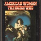 The Guess Who - American Woman 1970 RCA A19A 8-TRACK TAPE