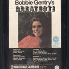 Bobbie Gentry - Bobbie Gentry's Greatest Hits A19A 8-TRACK TAPE