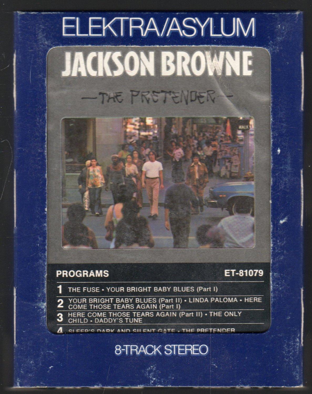 Jackson Browne - The Pretender 1976 ELEKTRA A21A 8-TRACK TAPE