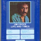Jim Croce - Life And Times 1973 GRT ABC Sealed A21A 8-TRACK TAPE