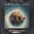 Jean-Michel Jarre - Oxygene 1976 POLYDOR A44 8-TRACK TAPE