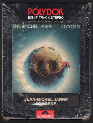 Jean-Michel Jarre - Oxygene 1976 POLYDOR A44 8-TRACK TAPE