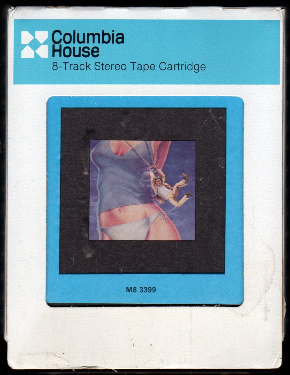 """""""10"""" Henry Mancini - Original Motion Picture Soundtrack 1979 CRC WB A44 8-TRACK TAPE"""