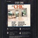 Chic - C'est Chic 1976 ATLANTIC A39 8-TRACK TAPE