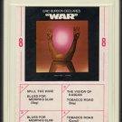 Eric Burdon and War - Eric Burdon Declares War 1970 Debut AMPEX MGM A17C 8-TRACK TAPE