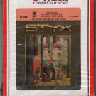 Styx - The Grand Illusion 1977 RCA A41 8-TRACK TAPE