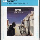 Sweet - Level Headed 1978 CRC CAPITOL A1 8-TRACK TAPE
