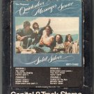 Quicksiver Messenger Service - Solid Silver 1975 CAPITOL A41 8-TRACK TAPE