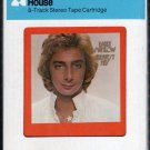 Barry Manilow - Greatest Hits 1977 CRC ARISTA A17B 8-TRACK TAPE