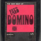 Fats Domino - The Very Best Of Fats Domino 1972 UA A18C 8-TRACK TAPE
