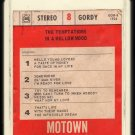 The Temptations - The Temptations In A Mellow Mood 1967 GORDY MOTOWN A11 8-TRACK TAPE