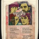 The Rascals - Time Peace Greatest Hits 1968 AMPEX ATLANTIC A5 8-TRACK TAPE