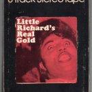 Little Richard - Little Richard's Real Gold 1968 ORBIT SCEPTER TPS-7043 T2 8-TRACK TAPE