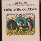 The Youngbloods - The Best Of The Youngbloods 1970 RCA Sealed A14 8-TRACK TAPE