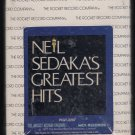 Neil Sedaka - Greatest Hits 1976 MCA ROCKET Sealed A34 8-TRACK TAPE