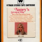 Nancy Sinatra - Greatest Hits 1970 REPRISE A48 8-track tape
