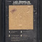 Led Zeppelin - In Through The Out Door 1979 SWAN SONG ATLANTIC A18B 8-TRACK TAPE