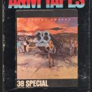 38 Special - Special Forces 1982 A&M A18B 8-TRACK TAPE