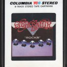 Aerosmith - Rocks 1975 CBS A17C 8-TRACK TAPE