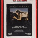 Juice Newton - Can't Wait All Night 1984 RCA Sealed AC2 8-TRACK TAPE