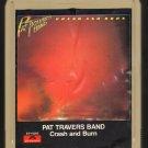 Pat Travers - Crash And Burn 1980 POLYDOR A20 8-TRACK TAPE