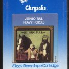 Jethro Tull - Heavy Horses 1978 CHRYSALIS Sealed A20 8-TRACK TAPE