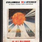 California Jam 2 - Rock Music Festival 1978 CBS A48 8-TRACK TAPE