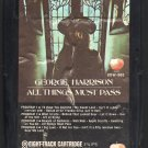 George Harrison - All Things Must Pass Vol 1 1970 APPLE A36 8-TRACK TAPE