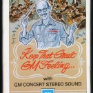 General Motors - Concert Stereo Sound 1978 RCA DAS2-0308 A43 8-TRACK TAPE