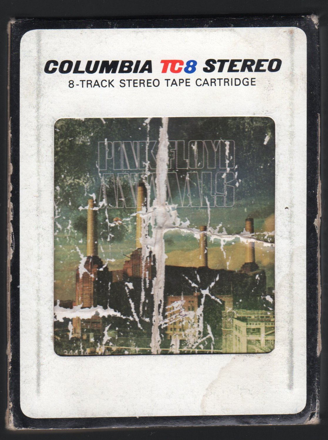 Pink Floyd - Animals 1977 CBS A26 8-TRACK TAPE
