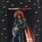 Neil Diamond - Hot August Night 1972 MCA A48 8-TRACK TAPE