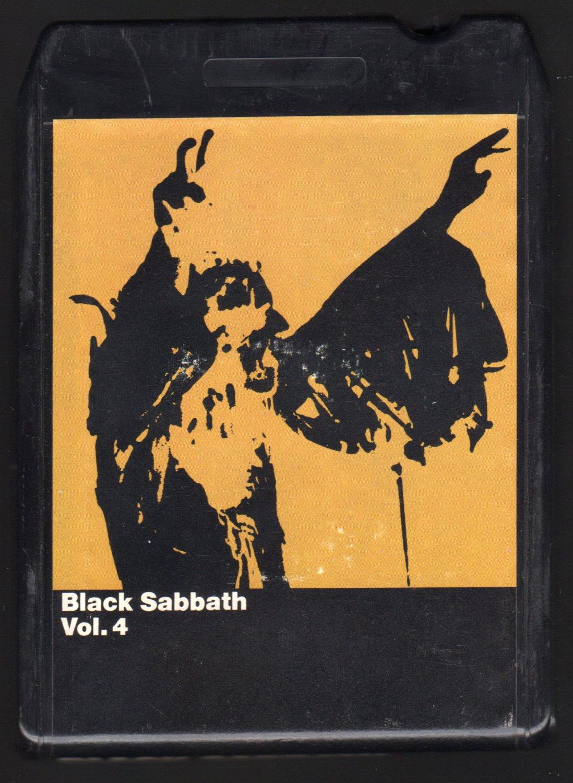 Black Sabbath - Volume 4 1972 WB A2 8-TRACK TAPE